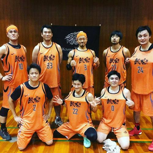 バスケチーム